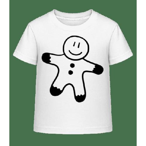 Lebkuchenmann - Kinder Shirtinator T-Shirt