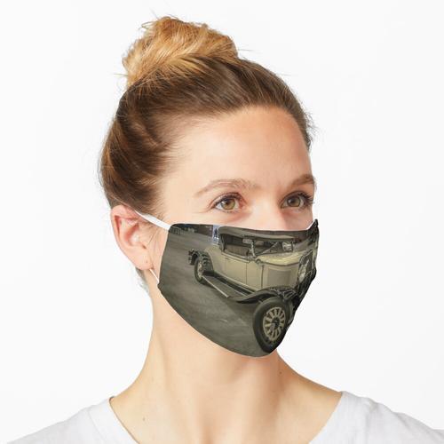 DeSoto Auto in neuwertigem Zustand Maske