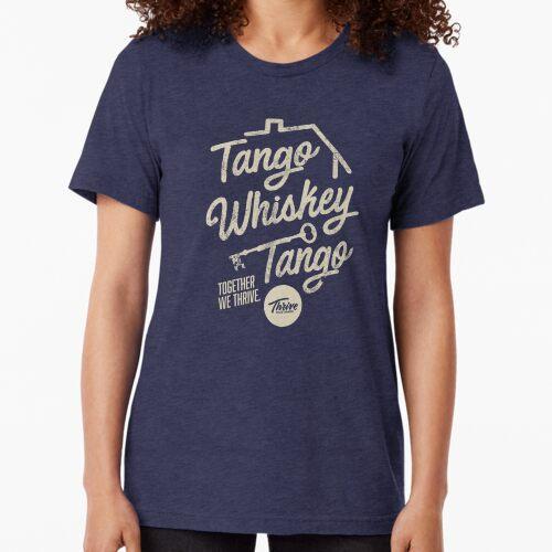Tango Whisky Tango Vintage T-Shirt