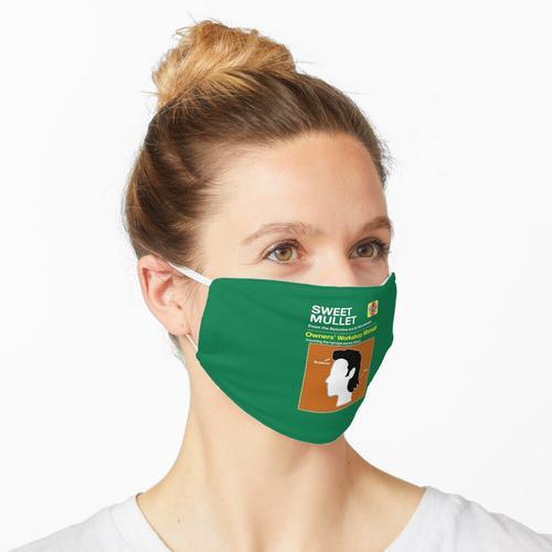 Mullet-Bedienungsanleitung Maske