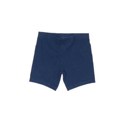 Carter's Shorts: Blue Solid Bott...