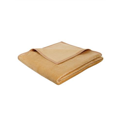 Wohndecke 'Uno Soft' biederlack Kamel