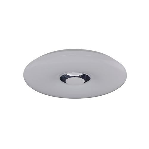 Deckenleuchte mit Bluetooth Lautsprecher Näve Weiß
