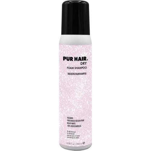 Pur Hair Dry Foam Shampoo 200 ml Trockenshampoo