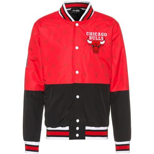 New Era Chicago Bulls Bomberjacke Herren in red, Größe XL