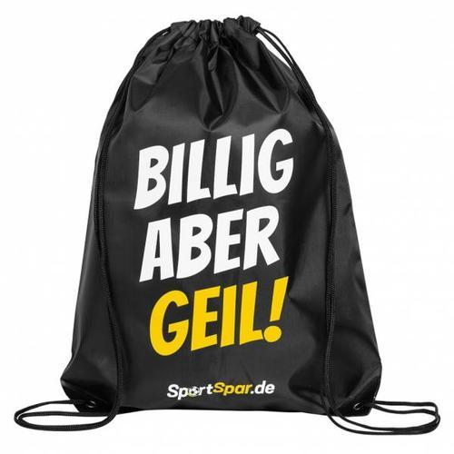 """Sportspar.de """"billig aber geil"""" Turnbeutel"""