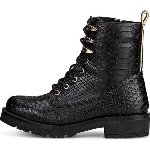 COX, Trend-Boots in schwarz, Boots für Damen Gr. 37