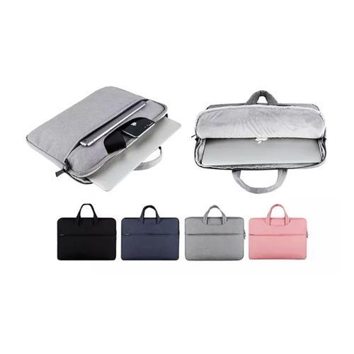 Laptop-Tasche: Grau/ 15