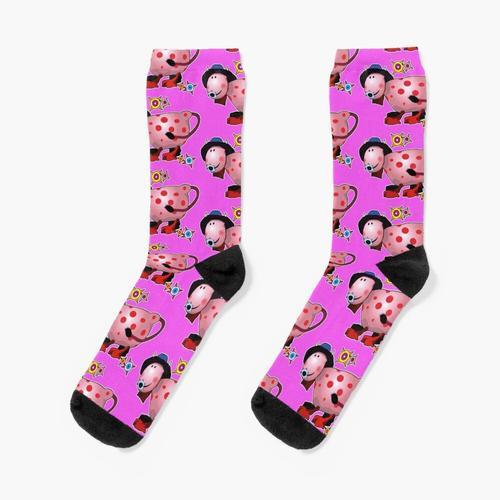Magische Moo-Kuh Socken