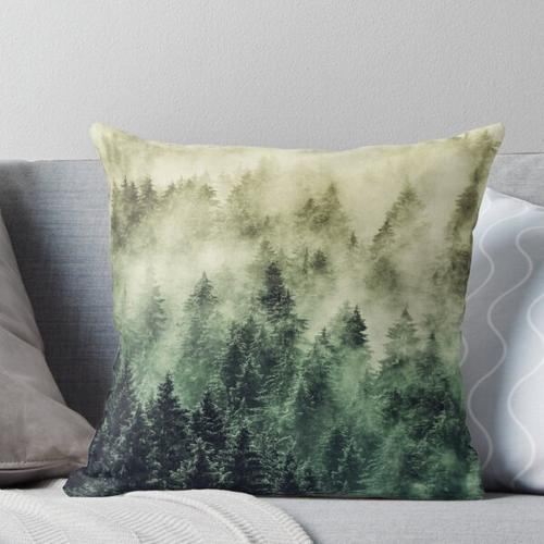 Everyday // Fetysh Edit Throw Pillow