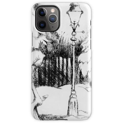 Laternenpfahl (Plexiglasgravur) iPhone 11 Pro Handyhülle