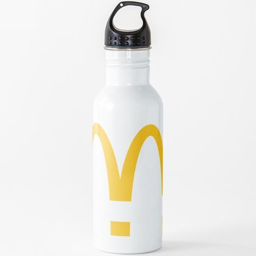 McDonalds Cactus Jack Wasserflasche