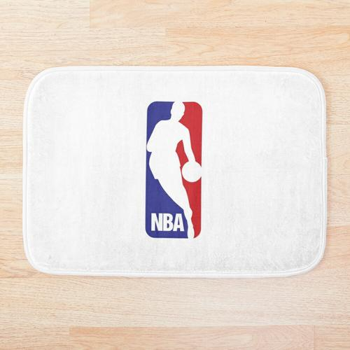 NBA-Logo Badematte