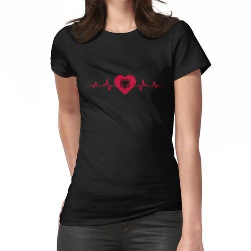 Albanien Adler Fahne Frauen T-Shirt