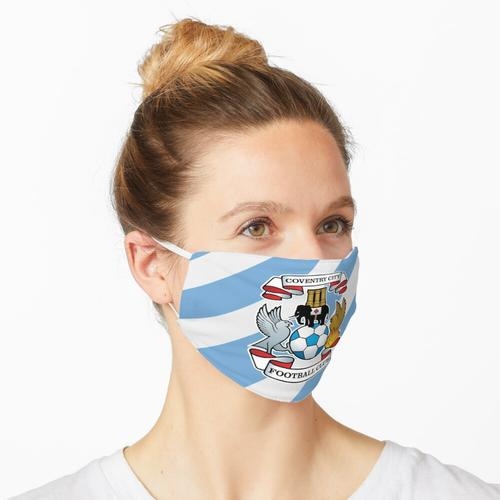 Coventry City Maske