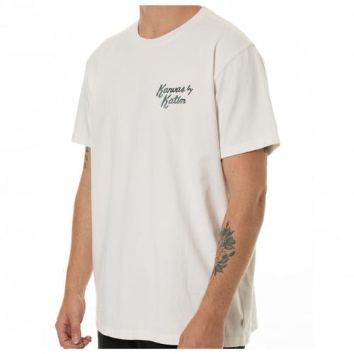 Katin - Paradise - T-Shirt Gr S weiß/grau