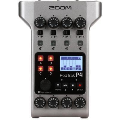 Zoom PodTrak P4 4-input Ultimate...