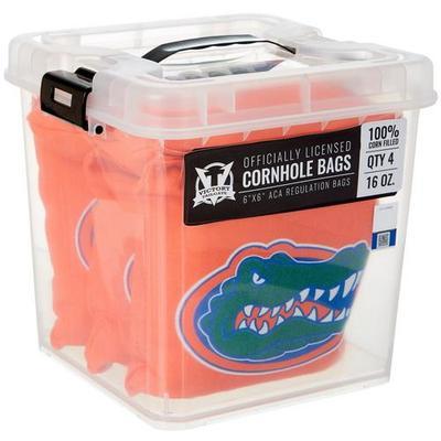 Florida Gators 4-pc. Corn Filled Cornhole Bag Set