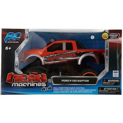Mean Machines Ford F-150 Raptor