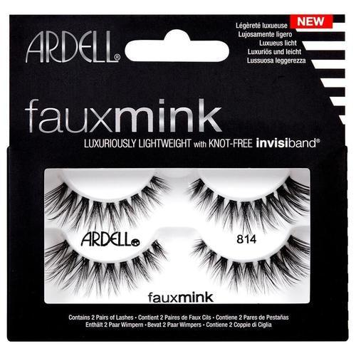 Ardell Faux Mink Faux Mink Twin 814 Künstliche Wimpern