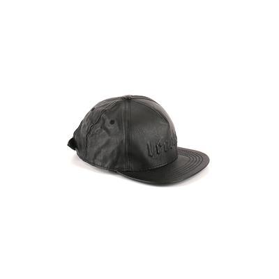 Crooks & Castles Baseball Cap: Black Accessories
