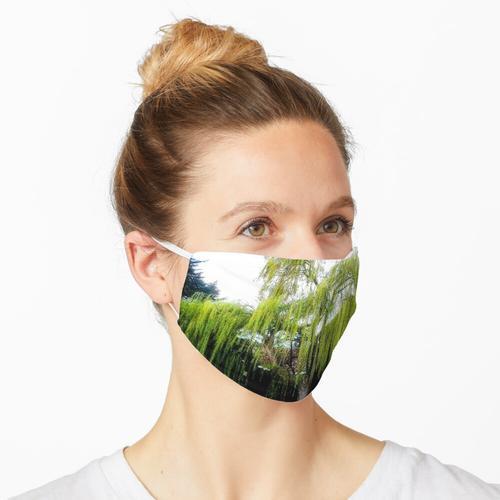 Die Trauerweide Maske