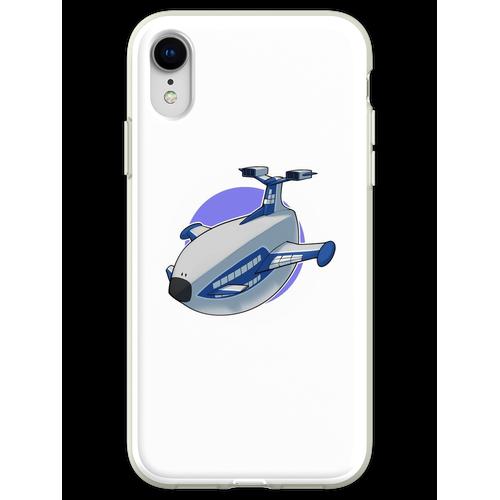Feuerschutz Flexible Hülle für iPhone XR