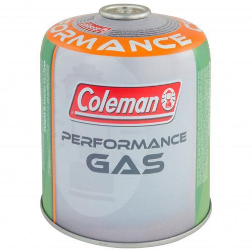 Coleman - Schraubgaskartusche Performance Gr 240 g grün/rot