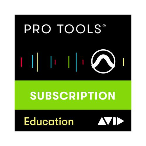Avid Pro Tools 1Y Subscription EDU