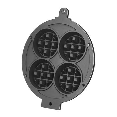 Waring WMB400XRP Replacement Belgian Waffle Plates Kit for WMB400X