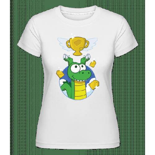mydealz hoodie - front - Shirtinator Frauen T-Shirt