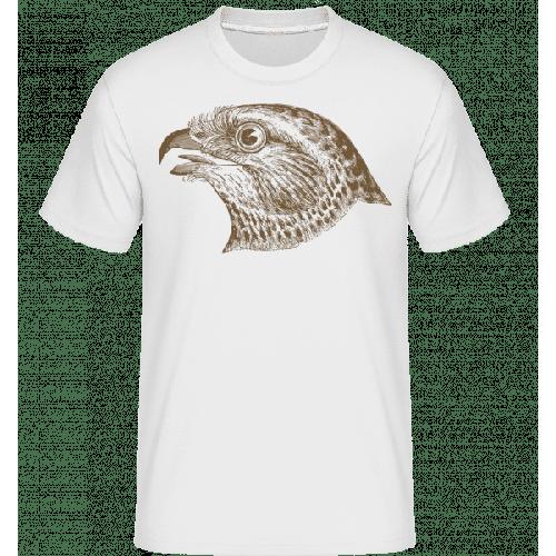 Habicht Kopf - Shirtinator Männer T-Shirt