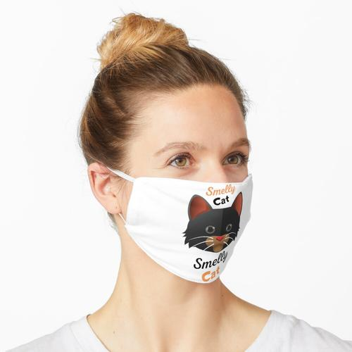 Stinkende Katze Stinkende Katze Maske