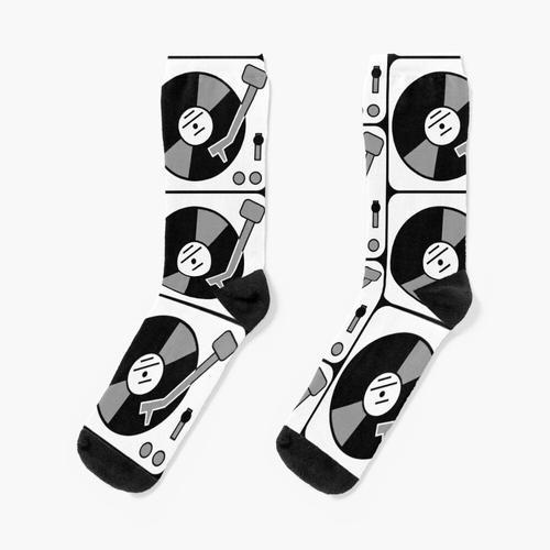 Drehscheibe Socken
