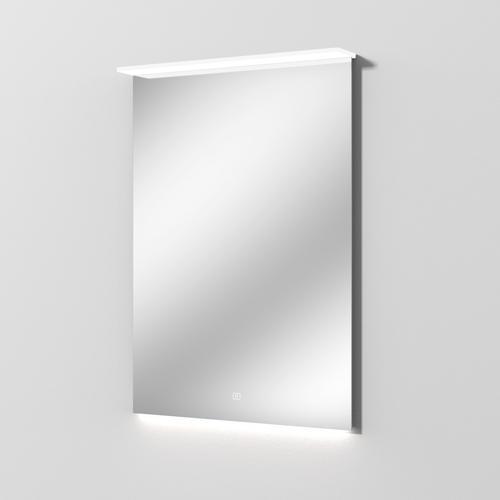 Sanipa Reflection Lichtspiegel LUCA 60 mit LED-Lichtsegel, B:600, H:840, T:30mm, LS0419Z LS0419Z