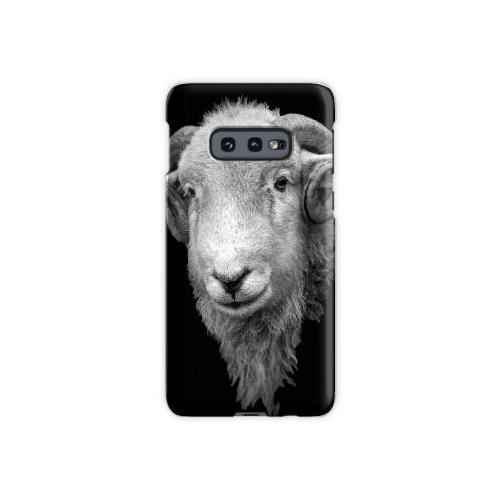 wham bam ein herdy ram Samsung Galaxy S10e Case