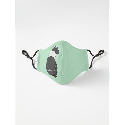 Crinkle / Hawk # 2 Maske