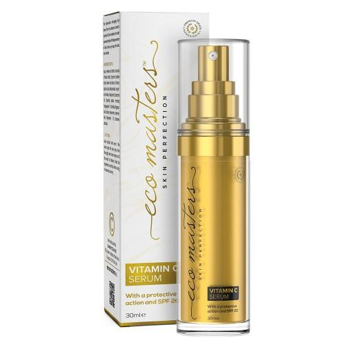 Anti Falten Vitamin C Serum - 30ml Serum - Eco Masters