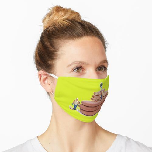 Ausstechformen Maske