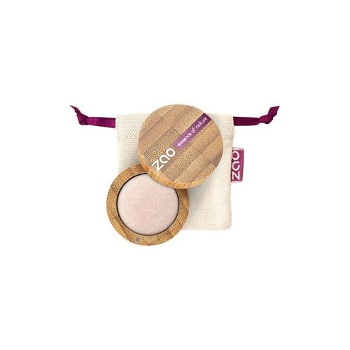 zao Augen Lidschatten & Primer Bamboo Pearly Eyeshadow Nr. 106 Bronze 3 g