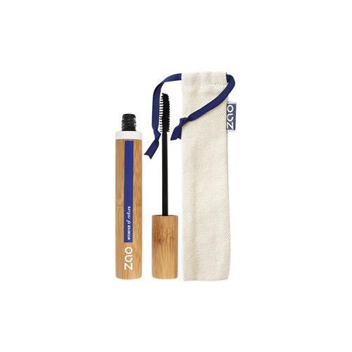 zao Augen Mascara Bamboo Mascara Nr. 91 Dark Brown 7 ml