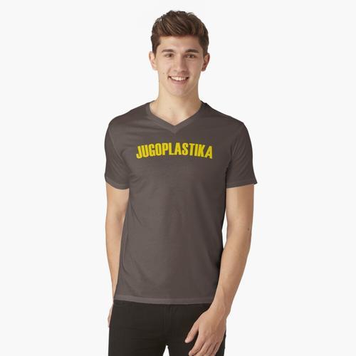 Jugoplastika t-shirt:vneck