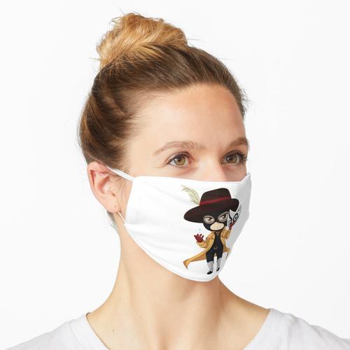 Chibi Mr. Compress Maske