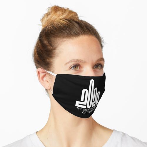 2020 MITTELFINGER - 2020 Mittelfinger - 2020 Mittelfinger Maske
