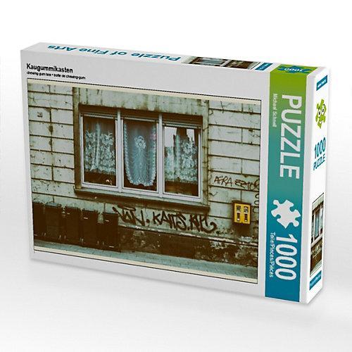 Kaugummikasten Foto-Puzzle Bild von Michael Schnell Puzzle