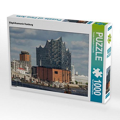 Elbphilharmonie Hamburg Foto-Puzzle Bild von Thomas Seethaler Puzzle
