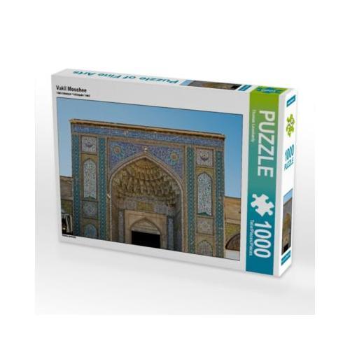 Vakil Moschee Foto-Puzzle Bild von Thomas Leonhardy Puzzle