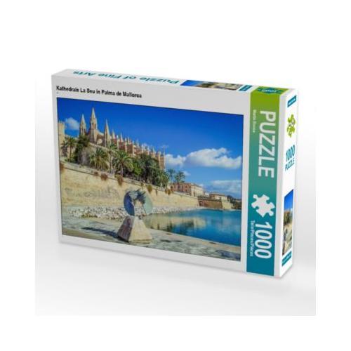 Kathedrale La Seu in Palma de Mallorca Foto-Puzzle Bild von We Love Mallorca Puzzle