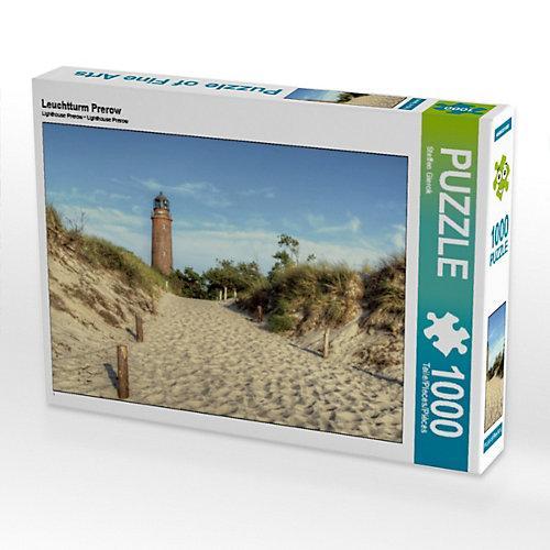 Leuchtturm Prerow Foto-Puzzle Bild von Steffen Gierok ; Magik Artist Design Puzzle