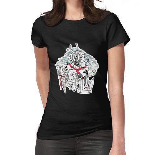 Sardische Leute Frauen T-Shirt